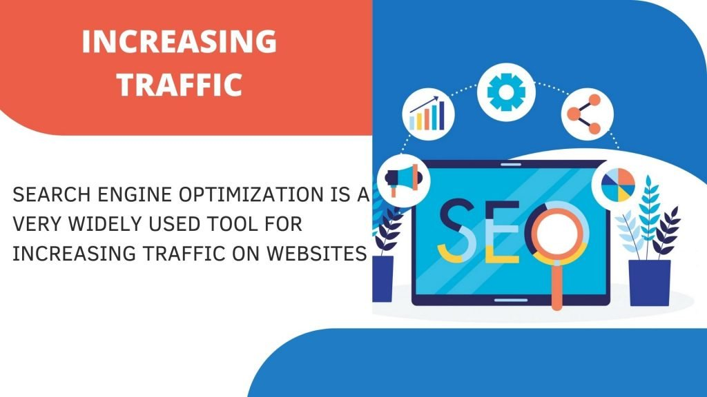 Search engine optimization is a very widely used tool for increasing traffic on websites